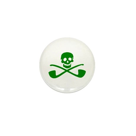 Leprechaun Pirate Mini Button Pub Pack, 100 pieces