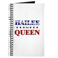HAILEE for queen Journal