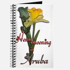 Honeymooning in Aruba Journal