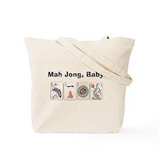 Hula, Baby Tote Bag