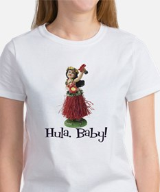 Hula, Baby Women's T-Shirt