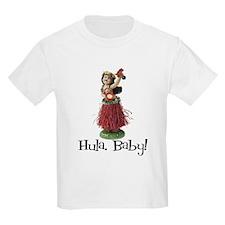 Hula, Baby T-Shirt
