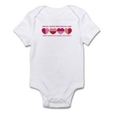 Special Hearts Infant Bodysuit
