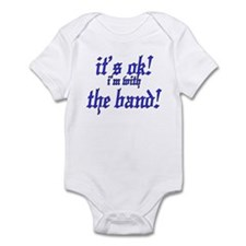 it's ok! im with the band Infant Bodysuit