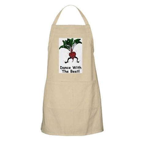 Dance With The Beet Apron