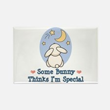 Some Bunny Special Rectangle Magnet (100 pack)