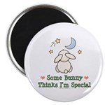 Some Bunny Special Magnet