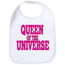 queen of the universe Bib