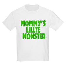 mommy's little monster T-Shirt