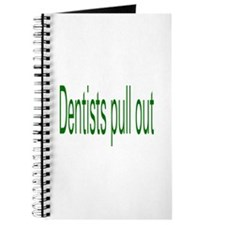 Dentists Pull Out Journal