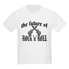 the future of rock 'n' roll T-Shirt