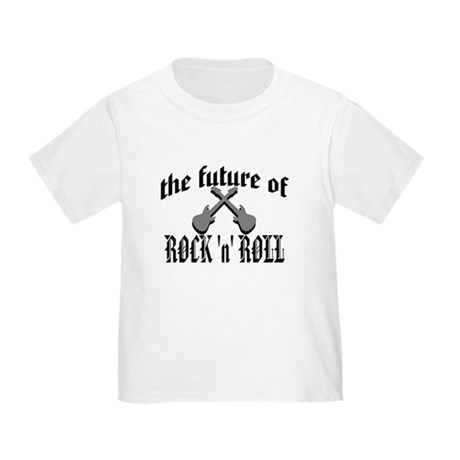 the future of rock 'n' roll Toddler T-Shirt