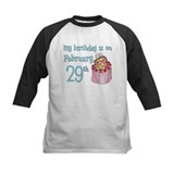 Leap day birthday Baseball Jersey