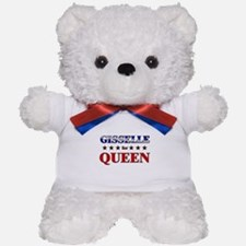 GISSELLE for queen Teddy Bear