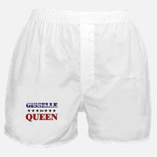 GISSELLE for queen Boxer Shorts