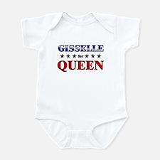 GISSELLE for queen Infant Bodysuit