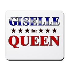 GISELLE for queen Mousepad