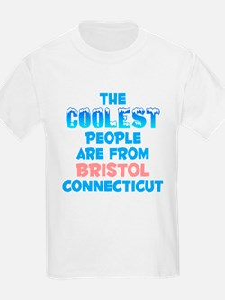 Coolest: Bristol, CT T-Shirt