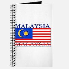 Malaysia Malaysian Flag Journal