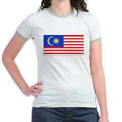 Malaysia Blank Flag T