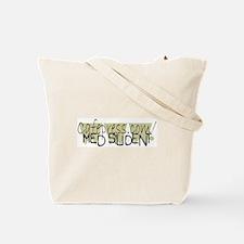 NEW Spring BreakTWISTED Medical Symbol School Bag