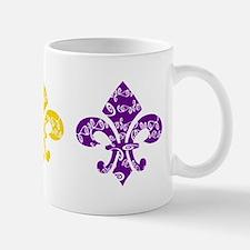 Fleur Mardi Swirl Mug