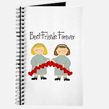 BFF Hearts-Best Friends Journal