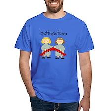 BFF Hearts-Best Friends T-Shirt