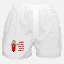 Scottie's Scooter Boxer Shorts