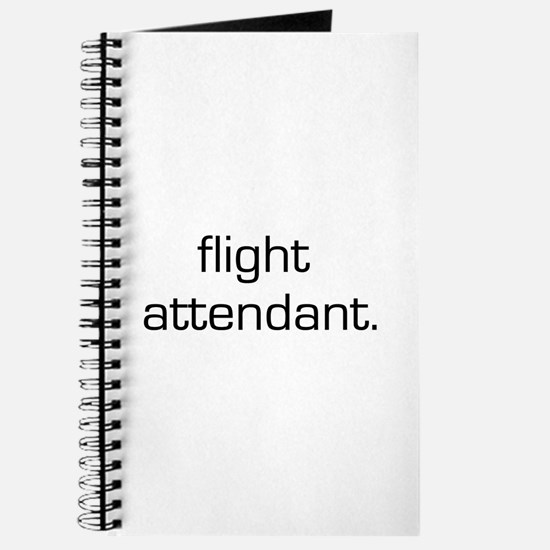Flight Attendant Journal