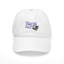 Drop Everything & Help You Baseball Baseball Cap