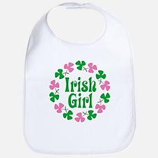 Irish Girl Bib