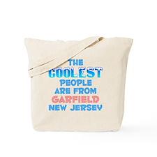 Coolest: Garfield, NJ Tote Bag
