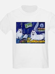 ESKIE garbage goodies! Kids T-Shirt