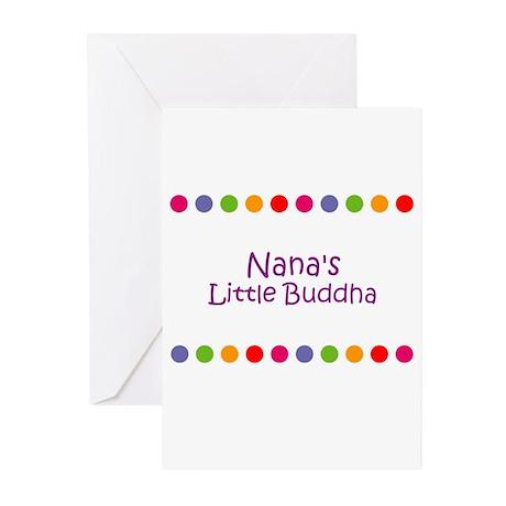 Nana's Little Buddha Greeting Cards (Pk of 10)