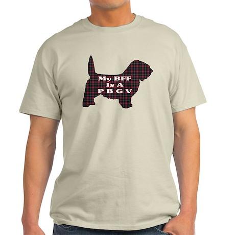 Petite Basset Griffon Vendeen Light T-Shirt