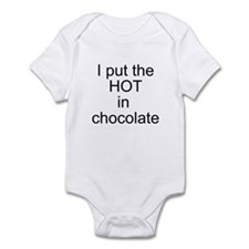 Hot in chocolate Infant Bodysuit