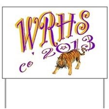 Class of 2013 Yard Sign