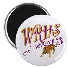 """Class of 2013 2.25"""" Magnet (10 pack)"""