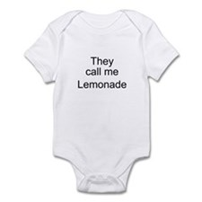 They call me lemonade Infant Bodysuit
