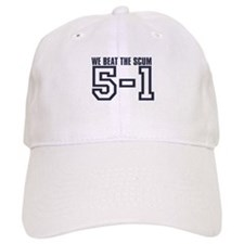 BEAT THE SCUM 5-1 Baseball Cap