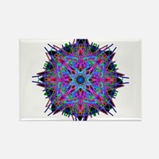 Kaleidoscope 005b2 Rectangle Magnet