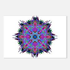 Kaleidoscope 005b2 Postcards (Package of 8)