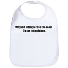 Why did Hillary cross the roa Bib