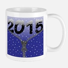 2015 Snow Zipper Mugs