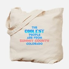 Coolest: Summit County, CO Tote Bag