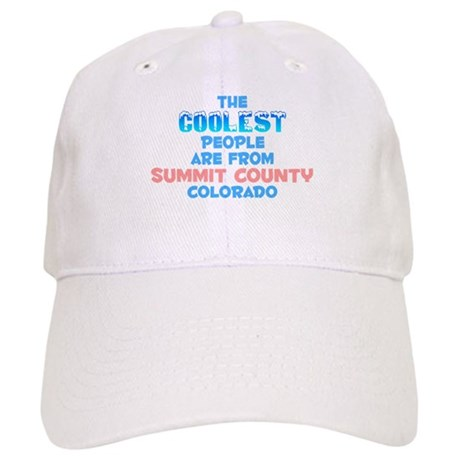 Coolest: Summit County, CO Cap