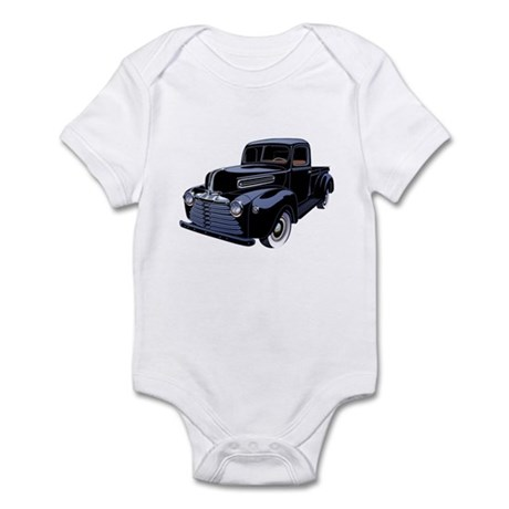 Vintage Pickup Infant Bodysuit
