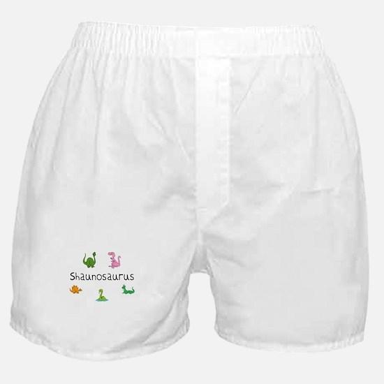 Shaunosaurus Boxer Shorts