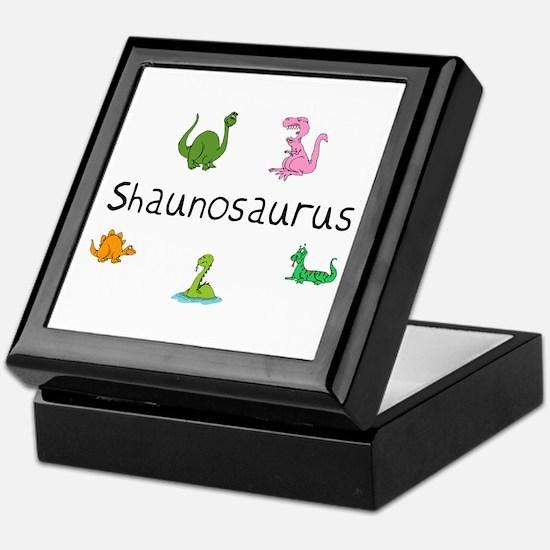 Shaunosaurus Keepsake Box